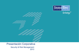 Security & Risk Management