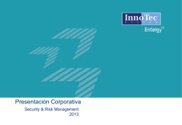 Security & Risk Management