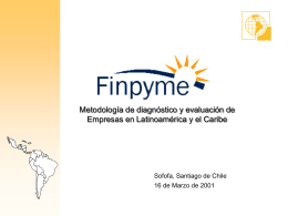 ver documento Finpyme en powerpoint