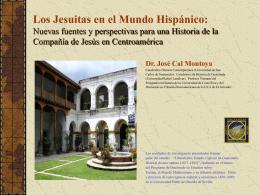 Los jesuitas en el Mundo Hispánico
