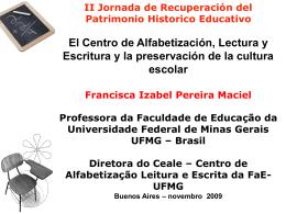 Slide 1 - Biblioteca Nacional de Maestros