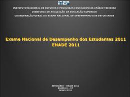 ENADE/INEP