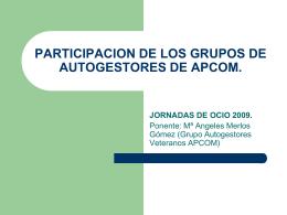 APCOM - FEAPS Región de Murcia