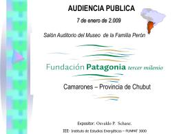 Audiencia Camarones