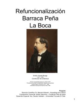 Barraca Peña La Boca - CATEDRA UNESCO de TURISMO