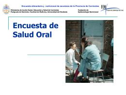 6 Salud oral
