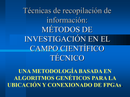 PPT - Universidad de Extremadura
