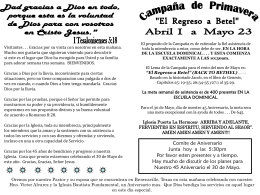 4/18/10 - Puerta La Hermosa