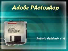 Roberto - PhotoShop - TICO