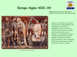 Europa Siglos XIII-XV - Portal Académico del CCH