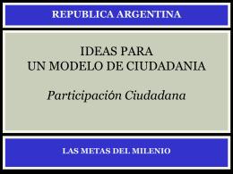 odm argentina - bajando lineas