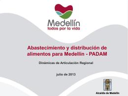 Flujos - Alcaldía de Medellín