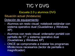 TIC_Y_DVG - Plataforma colaborativa del CEP Marbella-Coín