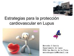Estrategias pata la protección cardiovascular