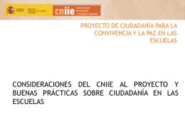 Diapositiva 1 - Convenio Andrés Bello