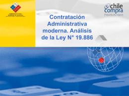 Ley N° 19.886 - Intendencia de Antofagasta
