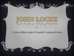 John Locke - Atuttascuola