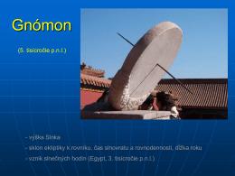 Astronomické prístroje