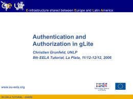 Certificados - EELA Documents