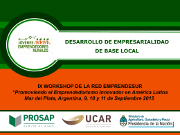 Descargar - IX Workshop