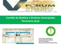 Bioética - Cremesc