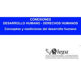Exposición Desarrollo Humano
