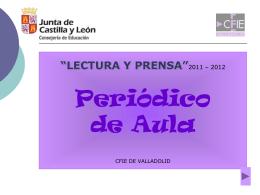 Periodico de aula - Recursos.educa.jcyl.es