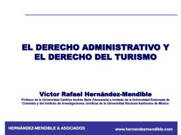 Ponencia Victor Hernandez Mendible