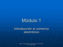 Módulo 1 - maestria