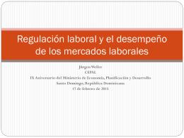 presentacion-weller - Ministerio de Economía, Planificación y