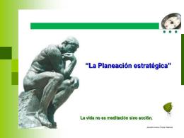 EXPO_PLANEACION ESTRATEGICA