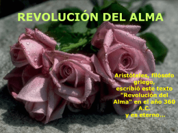 Las Rosas de Aristoteles - Reflexiones Power Point
