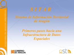 Sistema de Información Territorial de Aragón