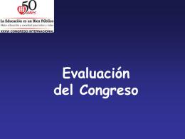 Diapositiva 1 - Federación Internacional de Fe y Alegría
