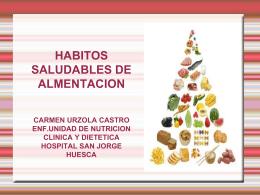 Presentación de Carmen Urzola