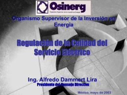 Organismo Supervisor de la Inversión en Energía