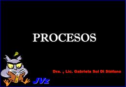 el proceso - Jorge Vazquez