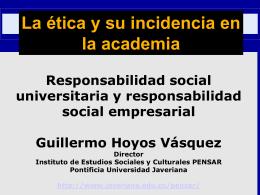 Guillermo Hoyos Vásquez