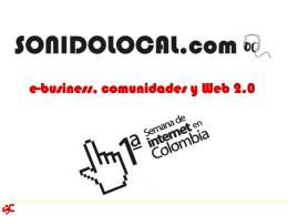 SonidoLocal
