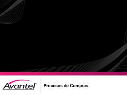 Procesos de Compras - GerentedeNegocios.com