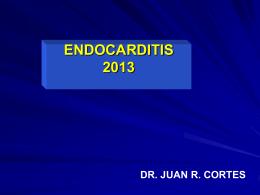Endocarditis final - Unidad Hospitalaria San Roque