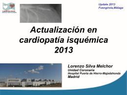 Cardiopatía isquémica II
