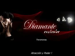 Atracción y Poder - Diamante Feromonas