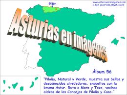 Álbum 56 - Asturias en imágenes