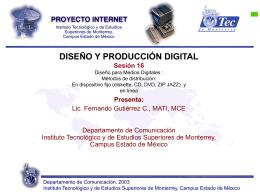 Sesión 16 - Fernando Gutiérrez :: Tecnología y Sociedad