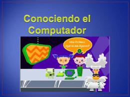 CONOCE EL COMPUTADOR