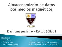 Grupo Nro 5 v2 - Electromagnetismo