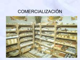 comercialización