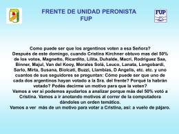 Ver nota completa - frenteuperonista.com.ar