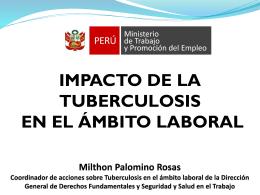 Impacto de TB en lo laboral
